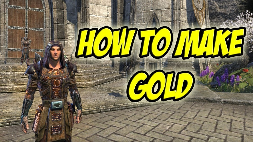 ESO: Best gold farming spot? (UPDATED: August 2019