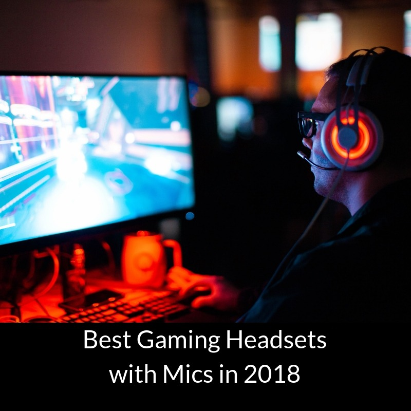 Best Headsets (with mic) for Elder Scrolls Online