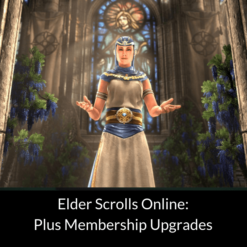 ESO Plus Membership Rewards are about to get even better!